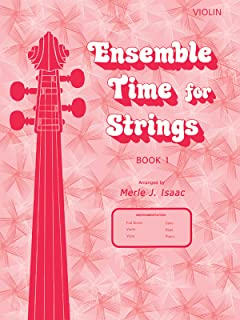 Ensemble Time for Strings, Bk 1: Violin