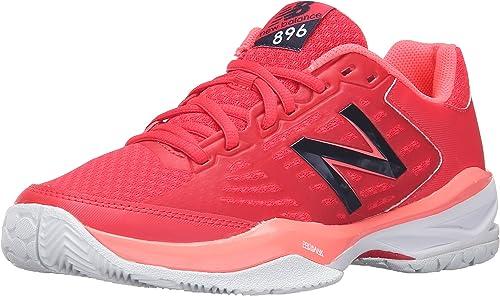 New Balance Chaussures Femme WC896 WC896 RC Rouge Rose AH 2016  pour la vente en gros
