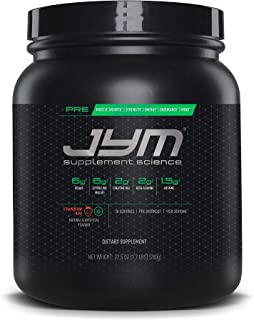 jym pre workout india