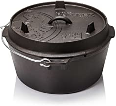 Petromax Feuertopf FT9-8,0 Liter - Gusseisen