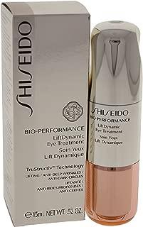 Shiseido Bio-performance Liftdynamic Eye Treatment By Shiseido for Unisex - 0.52 Oz Treatment, 0.52 Oz
