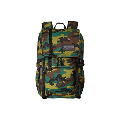 JanSport Hatchet Special Edition (Canvas Surplus Camo) Backpack Bags