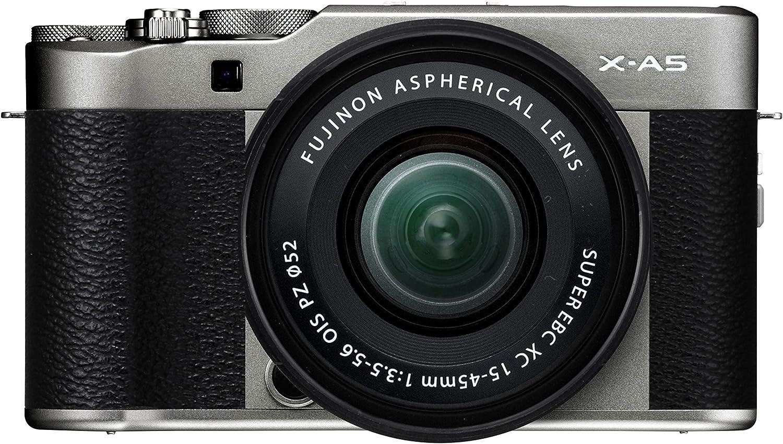 Fujifilm X A5 Systemkamera Inkl Xc15 45mmf3 5 5 6 Ois Kamera