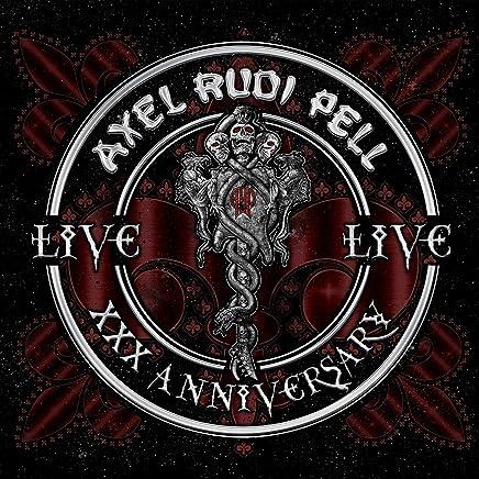 Axel Rudi Pell - Xxx Anniversary Live (2019) LEAK ALBUM