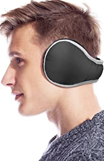 DIMPLES EXCEL Adjustable Ear Warmers Foldable Winter Ear Muffs for Women/Men