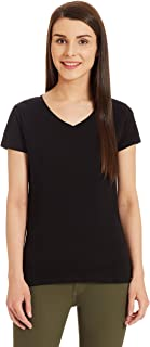 United Colors of Benetton Women's Plain T-Shirt