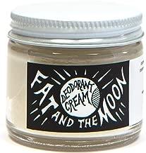 Fat and The Moon - All Natural/Organic Deodorant Cream (2 oz)