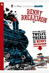 Benny Breakiron 3: The Twelve Trials of Benny Breakiron ハードカバー