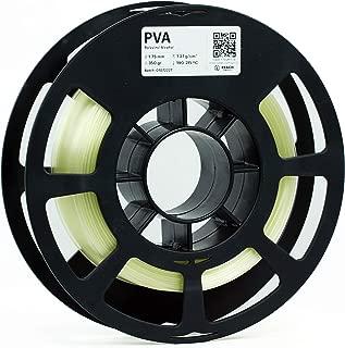 KODAK PVA 3D Printer Filament, 1.75 mm +/- 0.05 mm, 350g (0.8lbs) Spool, Natural.