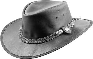 Sombrero de plumas Black Jungle Lismore