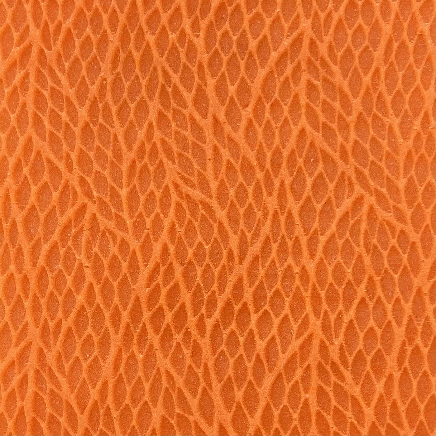 Texture Sheet Lizard Skin Scales Max 59% OFF for Polymer Large-scale sale Mixed Medi Clay and