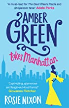 AMBER GREEN TAKES MANHATTAN_PB