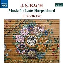 Bach, J.S.: Lute-Harpsichord Music