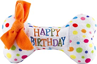 Haute Diggity Dog Yip Yip Hooray Collection   Unique Squeaky Plush Dog Toys – Celebrate with Pupcakes!