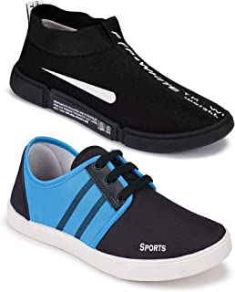 Camfoot Men's (9158-1227) Casual Sports Running Shoes