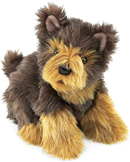 Folkmanis Yorkie Pup Hand Puppet