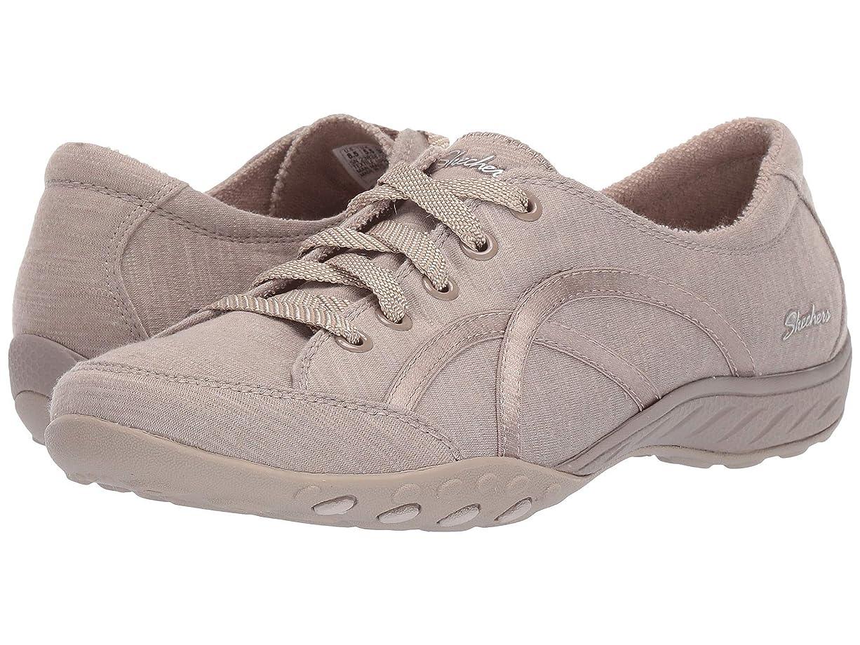 ダーベビルのテス心理的スパンレディーススニーカー?ウォーキングシューズ?靴 Breathe-Easy - Don't Miss It Taupe 7 (24cm) B - Medium [並行輸入品]