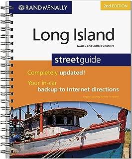 Rand McNally Long Island Street Guide: Nassau and Suffolk Counties (Rand McNally Long Island (Nassau & Suffolk Counties) Street Guide)