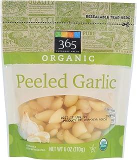 365 EVERYDAY VALUE Organic Peeled Garlic 6oz, 6 OZ