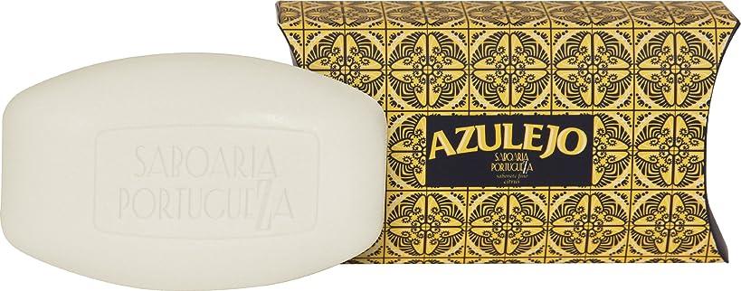 ハード割り込み虐待サボアリア アズレイジオ/azulejo ソープ150g シトラス