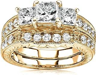 1//8 cttw, Diamond Wedding Band in 14K White Gold Size-7.25 G-H,I2-I3