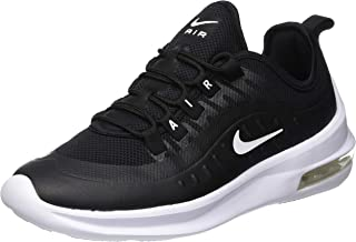 Nike Women's Air Max Axis Running Shoe (8.5 M US, Black/White)
