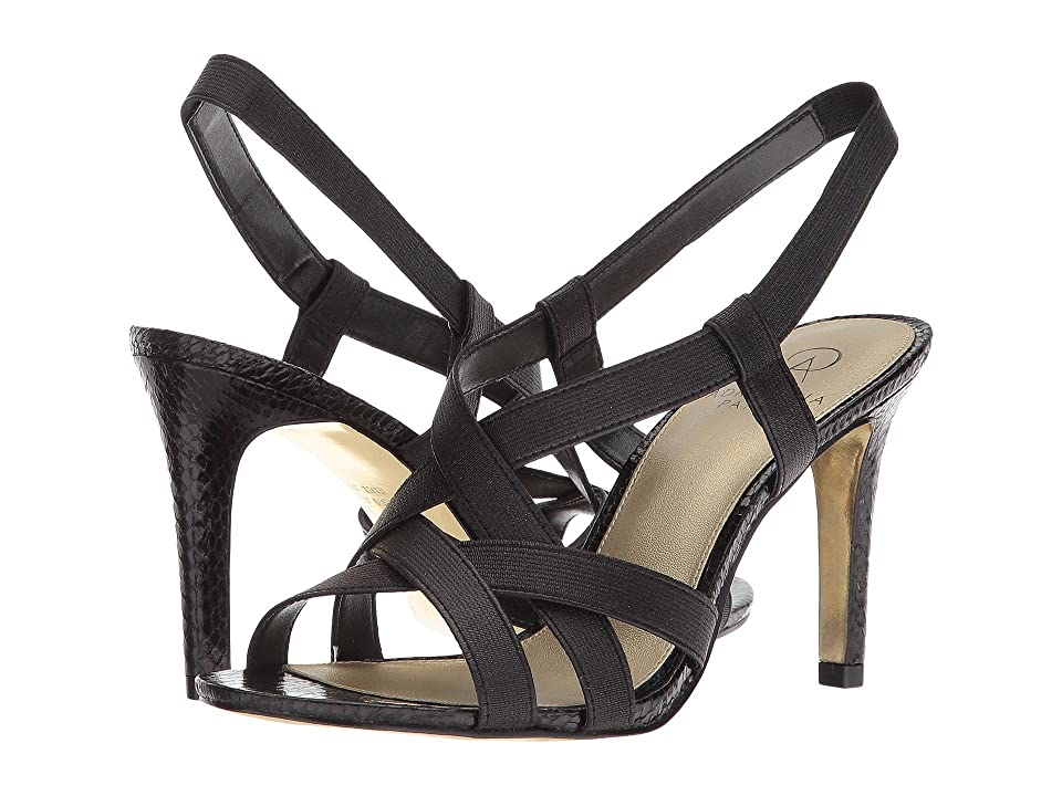 Adrianna Papell Addie (Black) High Heels