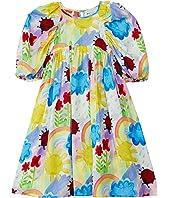 Weather Paint Tencel Dress (Toddler/Little Kids/Big Kids)