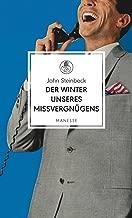 Der Winter unseres Missvergnügens: Roman (Manesse Bibliothek 11) (German Edition)