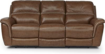 Incredible Amazon Com Oliver Pierce Op0337 Adeline Leather Loveseat Pabps2019 Chair Design Images Pabps2019Com