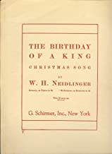 The Birthday of a King : Christmas Song : Mezzo-Soprano or Baritone in A Flat