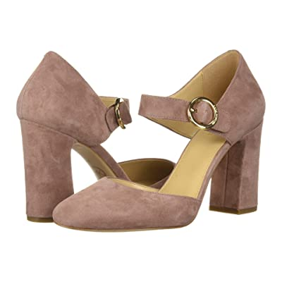MICHAEL Michael Kors Alana Closed Toe (Dusty Rose) Women