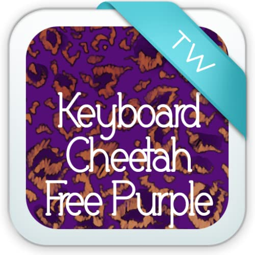 Keyboard Cheetah Free Purple