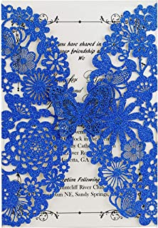 Best blank butterfly invitations Reviews