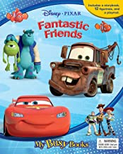 Disney/Pixar Fantastic Friends My Busy Book