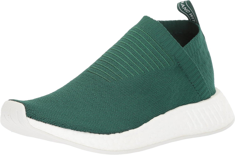 Adidas Originals Hommes's NMD_CS2 PK FonctionneHommest chaussures, Collegiate vert Crystal blanc, 12.5 M US