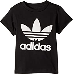 adidas Originals Kids - Trefoil Tee (Toddler/Big Kids)