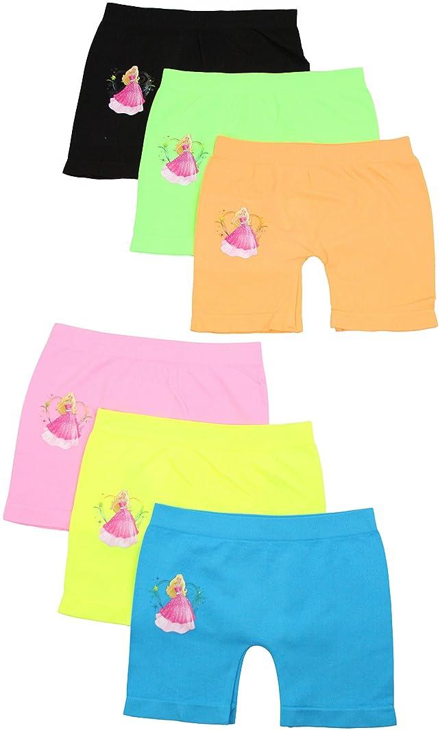 ToBeInStyle Girl's Pack of 6 Long Boyshorts y360564874