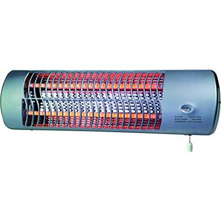 Drexon 704200 Réglette infrarouge 1200 W Gris