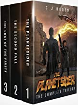 Sponsored Ad - The Planetsider Trilogy: Complete Boxed Set (Sci-Fi / Dystopian / Apocalyptic)