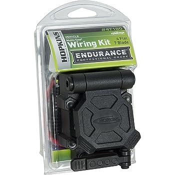 Amazon Com Hopkins 48480 Endurance 7 Way Tow Vehicle End Socket Automotive