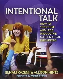 intentional talk math