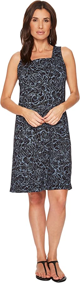 Fresh Produce - Waves Square Neck Dress