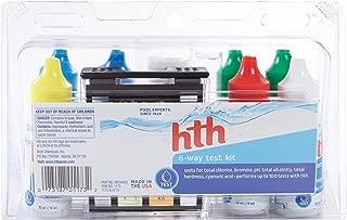 hth Pool Test Kit 6-Way Test Kit (1173)