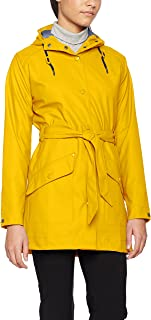 Helly Hansen Women's Kirkwall Hooded Lightweight Waterpoof Windproof Raincoat Jacket