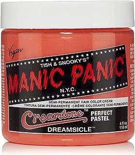 Manic Panic Dreamsicle Pastel Orange Hair Dye