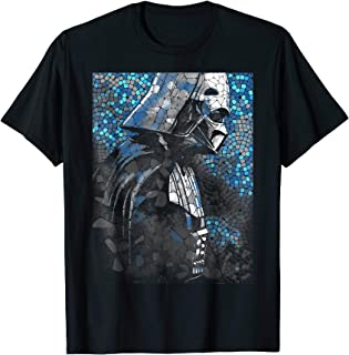 Star Wars Darth Vader Mosaic Graphic T-Shirt Z1