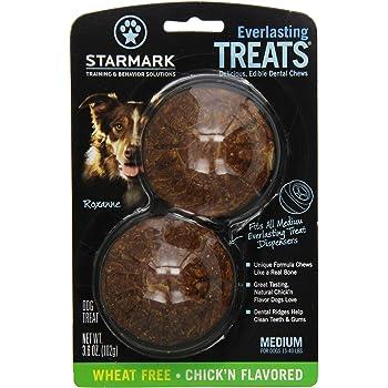 Medium Wheat Free Chicken 2-Pack Everlasting Treat for Dogs