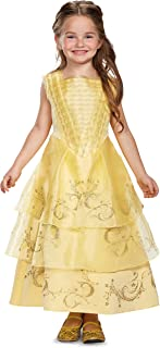 Disney Belle Beauty & The Beast Ball Gown Girls' Costume