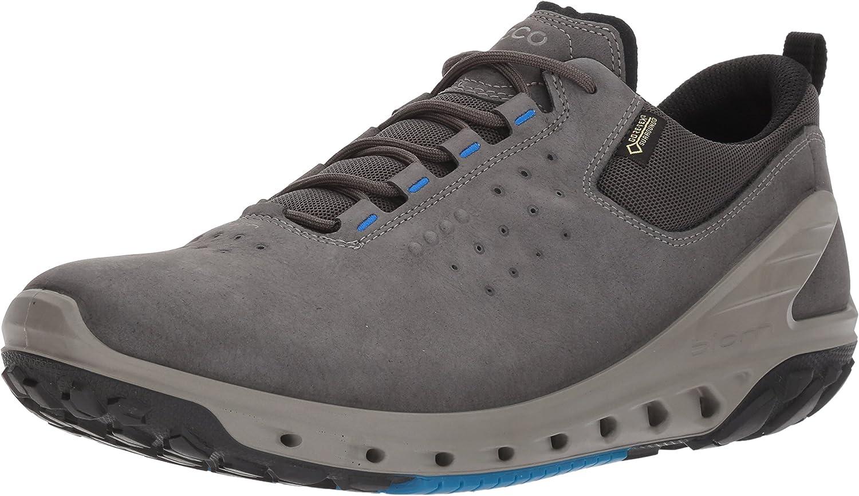 ECCO Men's Biom Venture Leather Gore-tex Tie Hiking shoes